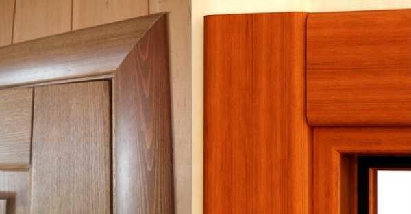 Самостоятельная установка наличников на межкомнатные двери